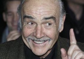 Cinema mundial perde Sean Connery