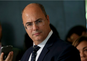 Presidente do STF suspende impeachment de Witzel na Alerj