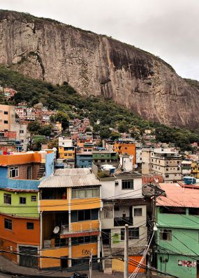 Favelas do Rio recebem 5 mil kits de higiene do Unicef